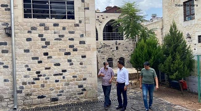 Sabunhane Müzesi açılıyor