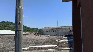 Salyangoz fabrikasında buhar kazanı patladı: 1 işçi öldü