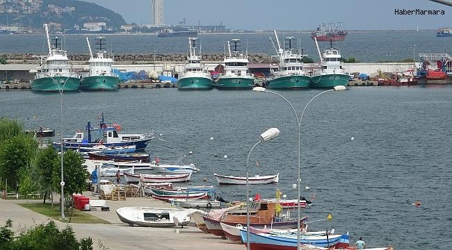 Samsun'da balıkçılar sezon hazırlıklarına başladı
