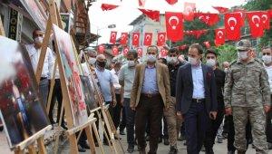 Şemdinli'de 15 Temmuz Demokrasi ve Milli Birlik Günü