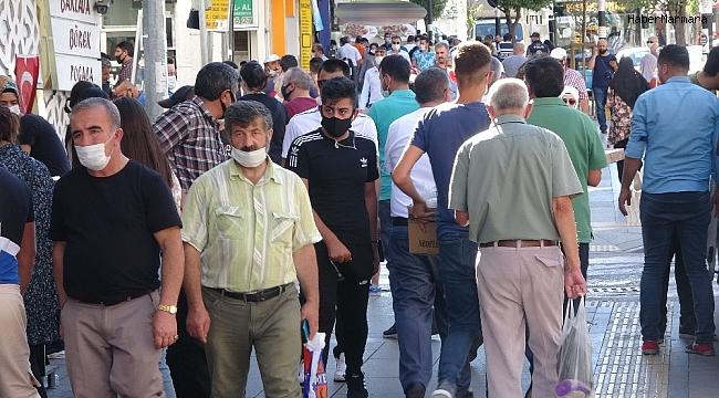 Sivas'ta bayram alışverişi yoğunluğu