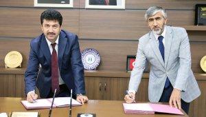 SUBÜ ile Gençlik ve Spor İl Müdürlüğü arasında protokol
