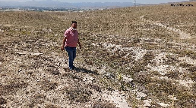 Şuhut'ta Kurtuluş Savaşı dönemine ait siperler bulundu
