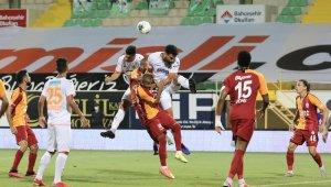 Aytemiz Alanyaspor  4 - 1 Galatasaray