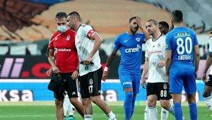 Süper Lig: Beşiktaş: 1 - Kasımpaşa: 2