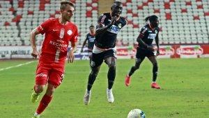 Fraport TAV Antalyaspor: 1 - Aytemiz Alanyaspor: 0