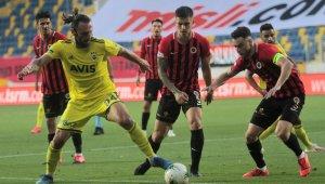 Süper Lig: Gençlerbirliği: 0 - Fenerbahçe: 0