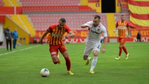 Süper Lig: Hes Kablo Kayserispor: 1 - Gaziantep FK: 1