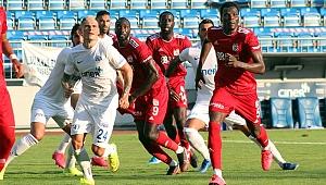Süper Lig: Kasımpaşa: 0 - Sivasspor: 0