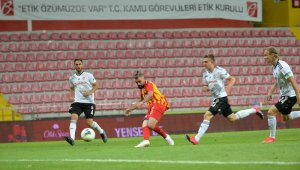 Kayserispor 3 - 1 Beşiktaş