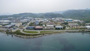 Trabzon Arsin OSB'de, Enerji nakil ihalesi