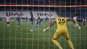 Trabzonspor  2 - 2 Antalyaspor