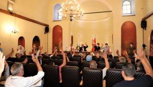 Turgutlu Belediyesi temmuz ayı meclis toplantısı gerçekleştirildi