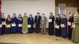 Vali Bilmez'den 'Vefa ve İyilik Elçisi' din gönüllülerine teşekkür ve başarı belgesi