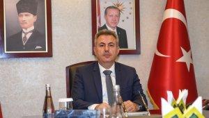"""Vali Elban: """"OSB ve sanayi sitelerimizi biran önce faaliyete geçirmeliyiz"""""""