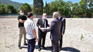 Vali Karadeniz, YİKOB çalışmalarını inceledi