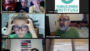 Yunus Emre Enstitüsü ABD'de çocuklar için online Türkçe kursu başlattı