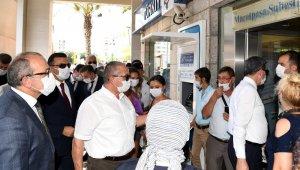 Antalya'nın 8 bin 715 farklı noktasında Korona virüs denetimi