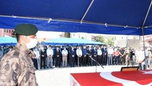 Antalya'nın özel harekat şehidi toprağa verildi