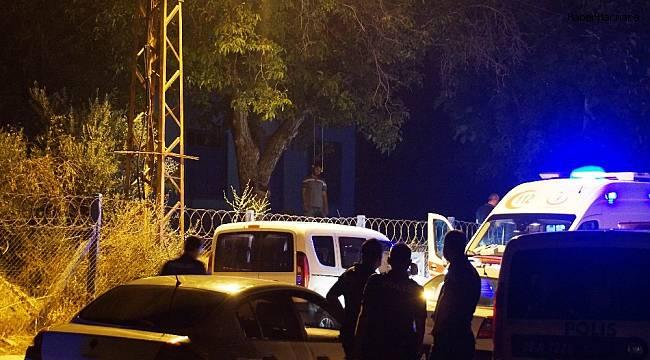 Aydın'da bir kişi ağaca asılı halde bulundu