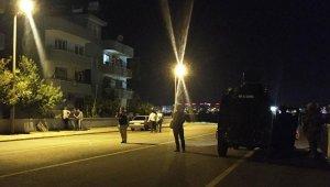 Aydın'da polise silahlı saldırı