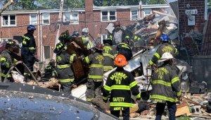 Baltimore'da doğal gaz patlaması: 1 ölü