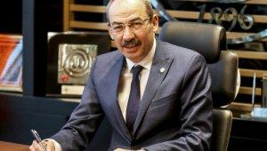"""Başkan Gülsoy, """"İSO ikinci 500 listesindeki Kayseri firmalarını kutluyorum"""""""