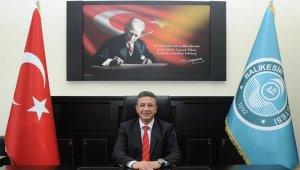 """BAÜN Rektörü Prof. Dr. İlter Kuş: """"Yeni Öğrencilerimizi Bekliyoruz"""""""