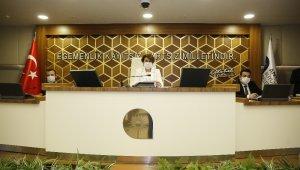 Büyükşehir meclisinin Ağustos ayı toplantısı yapıldı