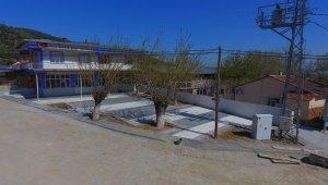 Çullugörece Meydanı ve çocuk oyun parkı yenilendi