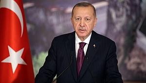 Cumhurbaşkanı Erdoğan'dan Hiroşima mesajı