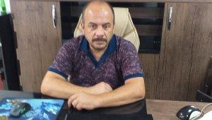DSP Seyhan İlçe Başkanlığına Erhan Saltuk atandı