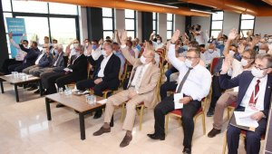 Eskişehir OSB Olağan Genel Kurul toplantısı yapıldı