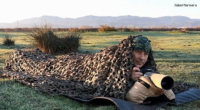 Fotoğraf tutkunu cumhuriyet savcısı 358'inci kuş türünü belgeledi