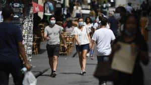 Fransa'da son 24 saatte 2 bin 669 yeni vaka tespit edildi