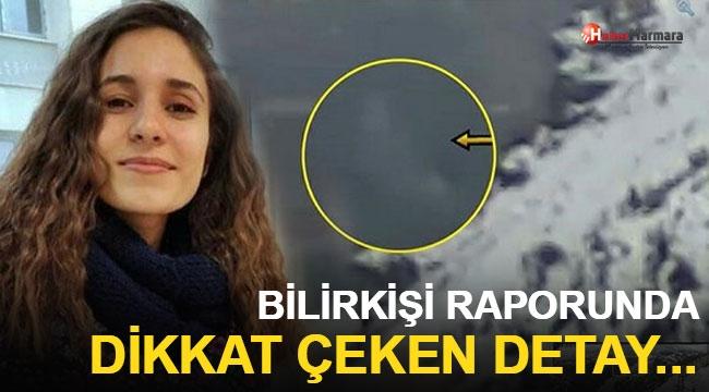 Gülistan Doku soruşturmasında yeni bilirkişi raporu ortaya çıktı!