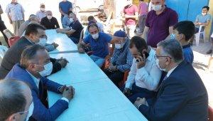 İçişleri Bakanı Soylu'dan yangında 2 çocuğunu ve babasını kaybeden vatandaşa telefon