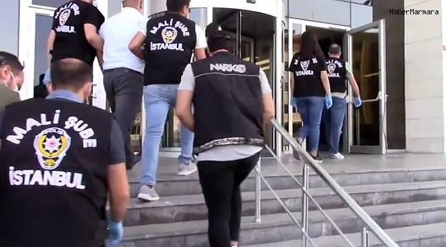 İstanbul'da 'tapu' operasyonu
