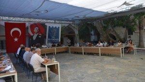 Kuşadası Belediyesi Ağustos ayı meclis toplantısı yapıldı.