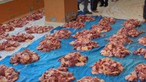 Mardin'de köylülerden örnek davranış
