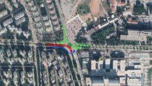 Meltem Bulvarı ile Tarık Akıltopu Caddesi kesişim kavşağı kapanacak