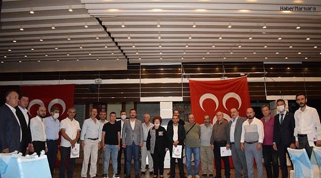 MHP'de kongreler için istişare toplantısı