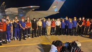 """MSB: """"Tıbbi yardım malzemeleri Lübnan'ın başkenti Beyrut'a ulaştı"""""""