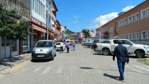Posof'ta maske ve sosyal mesafe kurallarına uymayan vatandaşlar tepki topluyor
