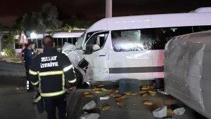 Samandağ'da Kaza: 3 yaralı