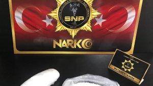Siirt'te uyuşturucu operasyonu: 2 gözaltı