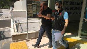 Uyuşturucu ticareti iddiasıyla yakalanan şüpheli tutuklandı