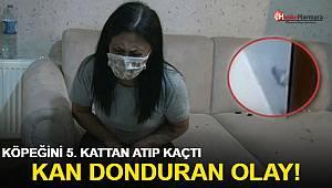 Ankara'da Kan donduran olay!