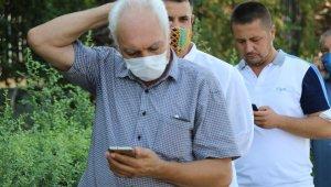 Antalya Adliyesinde HES kodu kuyruğu