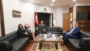 """ATO Başkanı Baran: """"100 milyar dolarlık ticaret hedefi için çalışıyoruz"""""""